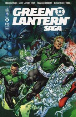 Green Lantern Saga # 16