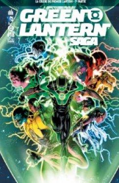 Green Lantern Saga # 18