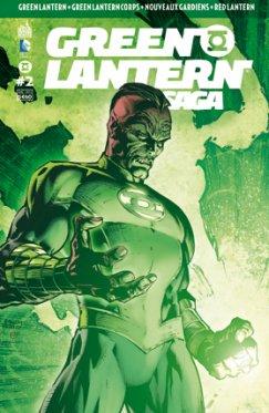 Green Lantern Saga # 02