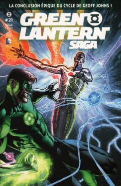 Green Lantern Saga # 21