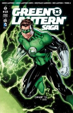 Green Lantern Saga # 23
