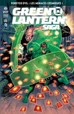 Green Lantern Saga # 27