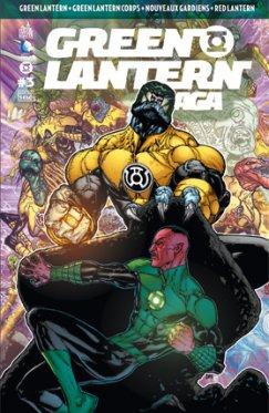 Green Lantern Saga # 03