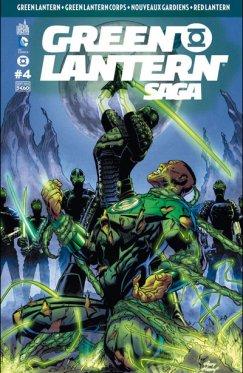 Green Lantern Saga # 04