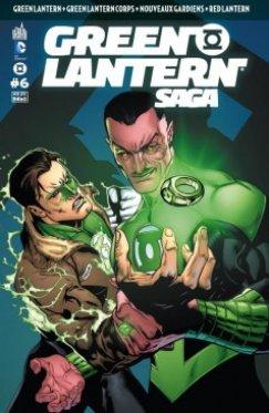 Green Lantern Saga # 06