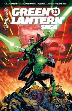 Green Lantern Saga # 05