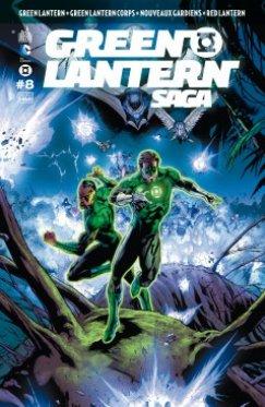 Green Lantern Saga # 08