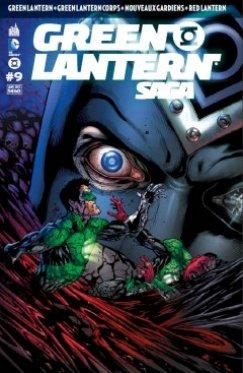 Green Lantern Saga # 09