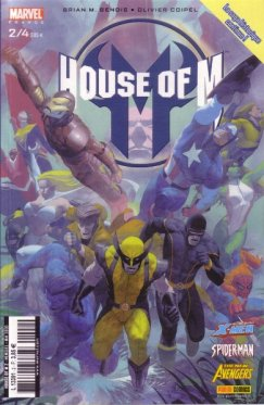 House of M # 02