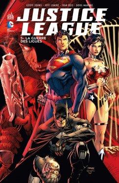 Justice League tome 5 La Guerre des Ligues