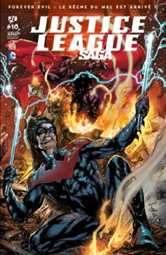 Justice League Saga # 10