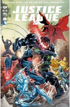 Justice League Saga # 14