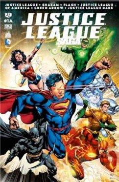 Justice League Saga # 01