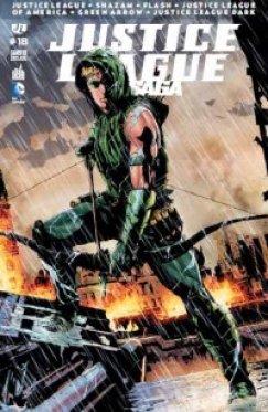 Justice League Saga # 01 Variant