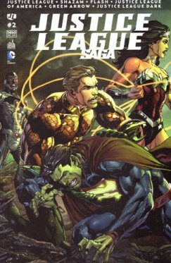 Justice League Saga # 02