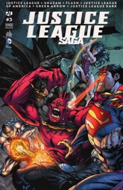 Justice League Saga # 03