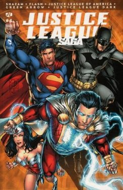 Justice League Saga # 04