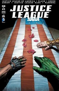 Justice League Saga # 05