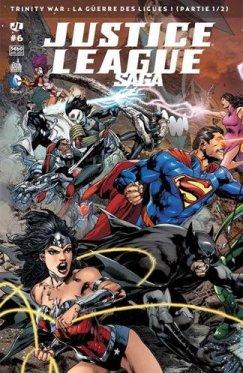 Justice League Saga # 06