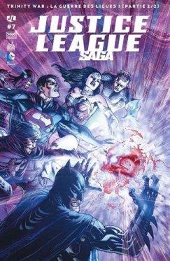 Justice League Saga # 07