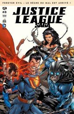 Justice League Saga # 08