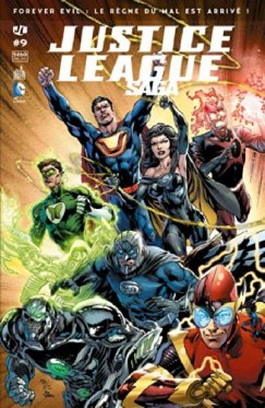 Justice League Saga # 09