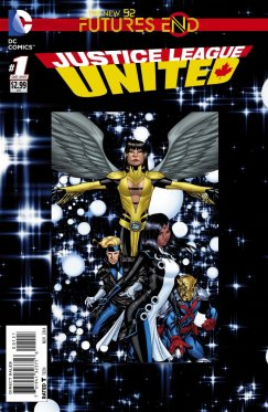 Futures End : Justice League United # 1