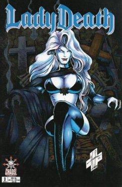 Lady Death # 3