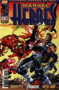 Marvel Heroes vol 1 # 10