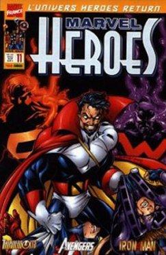Marvel Heroes vol 1 # 11