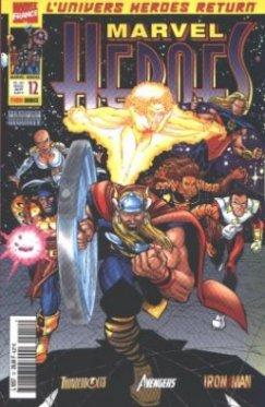 Marvel Heroes vol 1 # 12