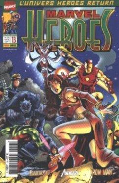 Marvel Heroes vol 1 # 13
