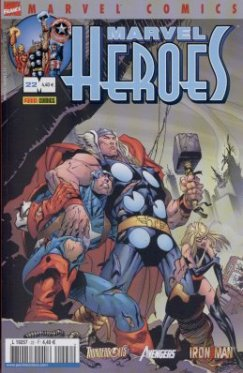 Marvel Heroes vol 1 # 22