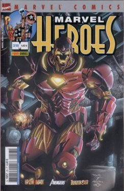 Marvel Heroes vol 1 # 28