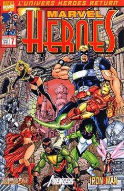 Marvel Heroes vol 1 # 07