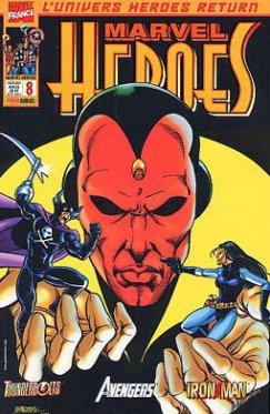 Marvel Heroes vol 1 # 08