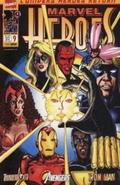 Marvel Heroes vol 1 # 09