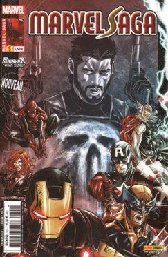 Marvel Saga vol 2 # 01