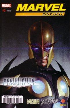 Marvel Universe # 10