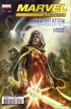 Marvel Universe # 11
