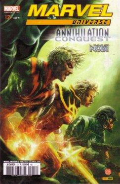 Marvel Universe # 12