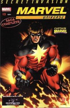 Marvel Universe # 13