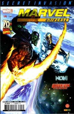 Marvel Universe # 14