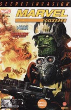 Marvel Universe # 15