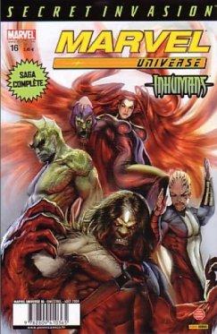 Marvel Universe # 16