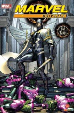 Marvel Universe # 18