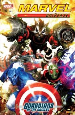 Marvel Universe # 19