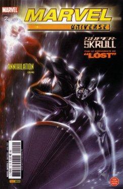 Marvel Universe # 02
