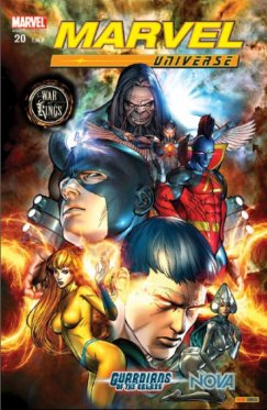Marvel Universe # 20
