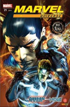 Marvel Universe # 21